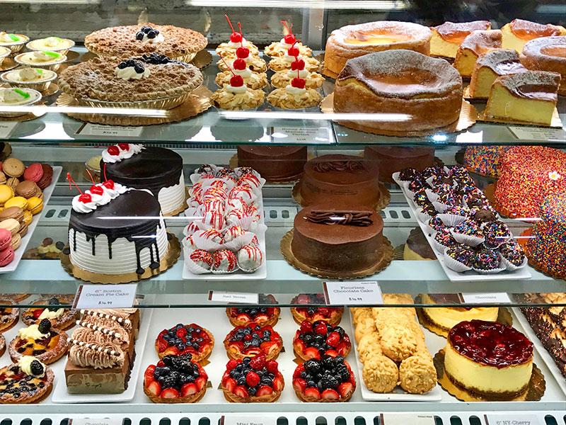 Carlino Desserts