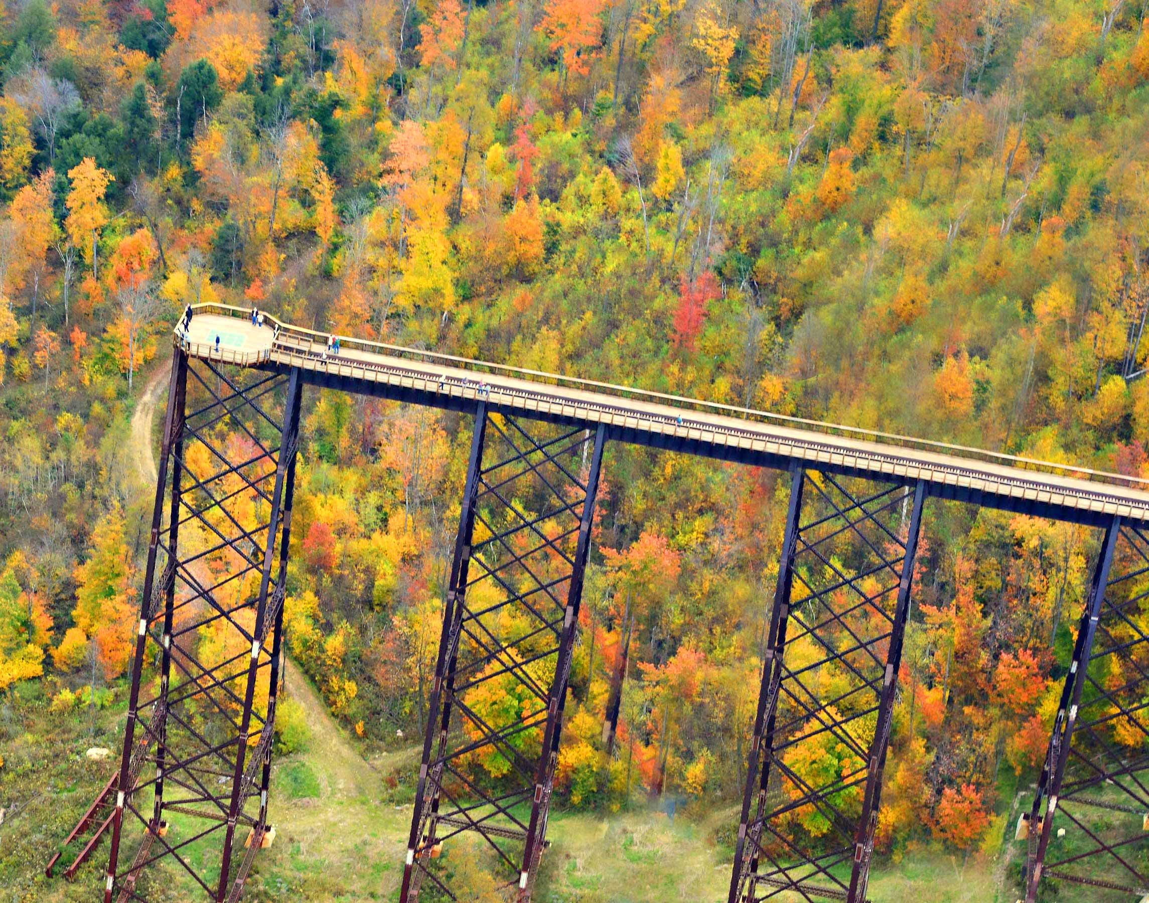Allegheny National Forest Visitors Bureau