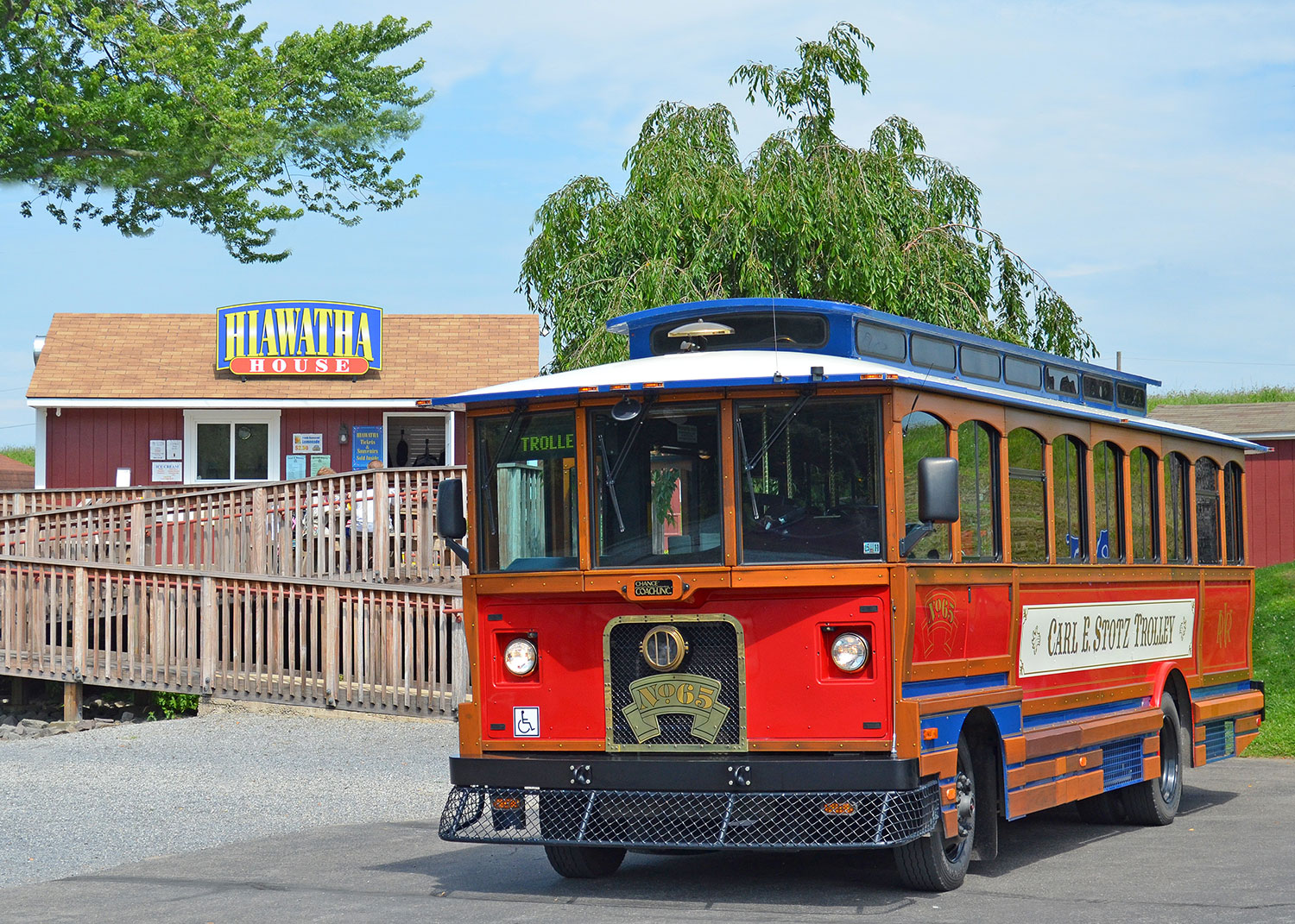 Trolley Rides from the Hiawatha