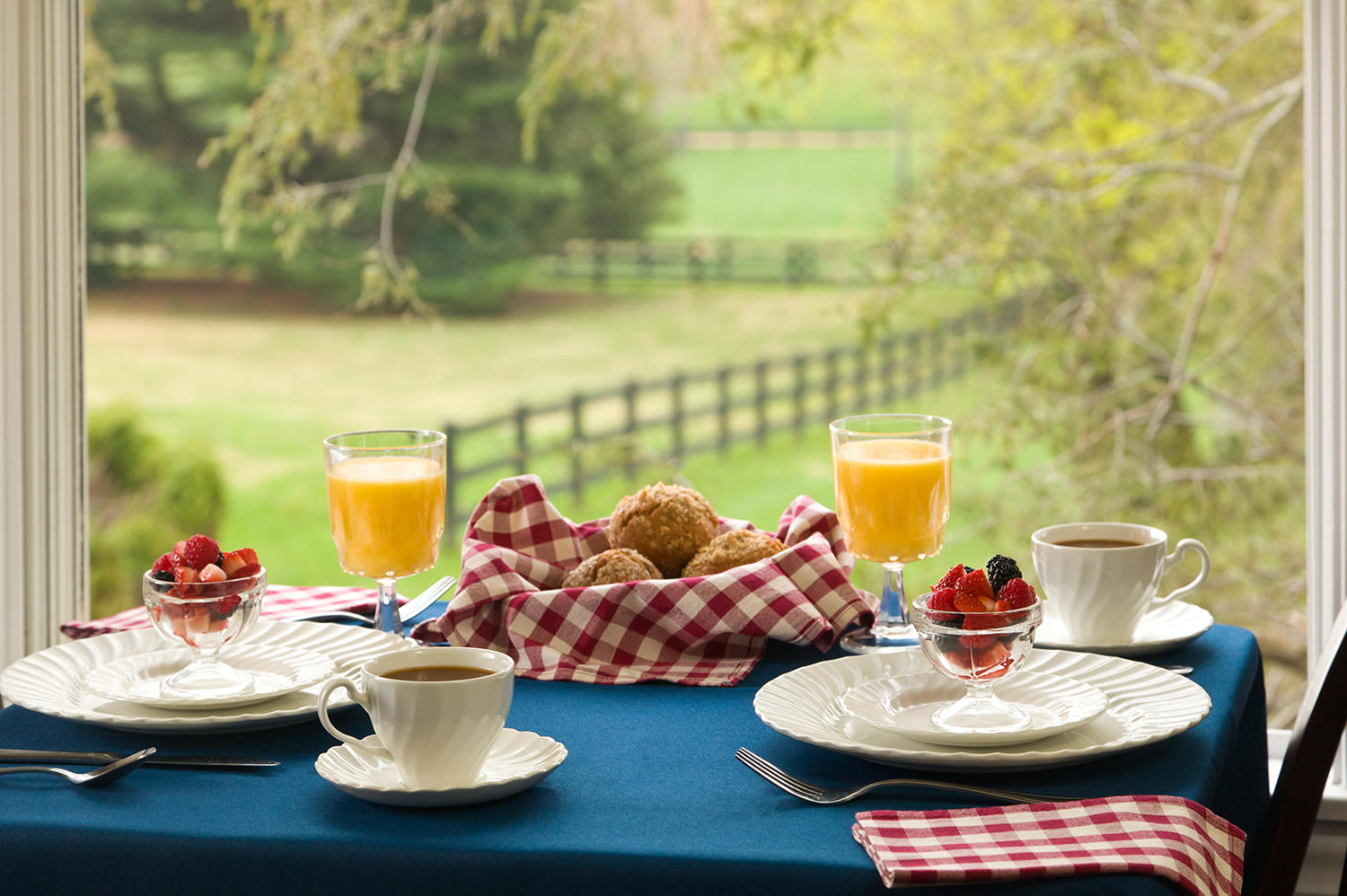 Inn at Whitewing Farm-Breakfast-