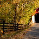 Knecht's Covered Bridge, Bucks County