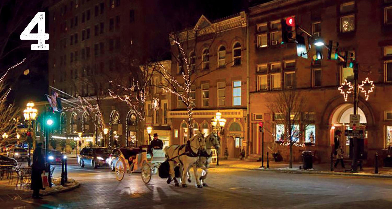 Bethlehem PA Carriage Rides