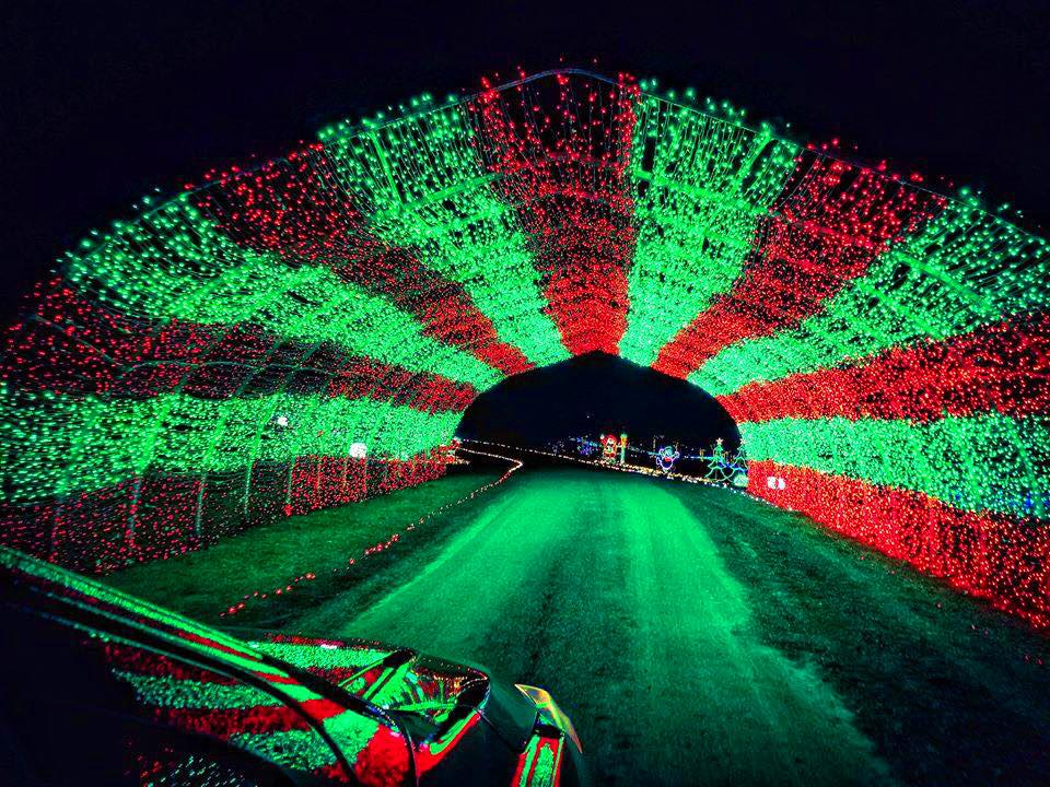 Festival of Lights, Tunkhannock, PA