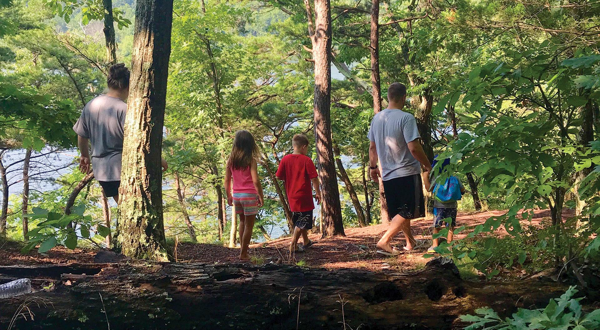 Let's Go Camping, Where & When Pennsylvania