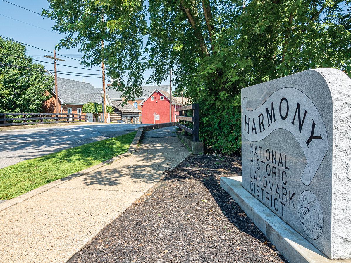 Historic Harmony, PA