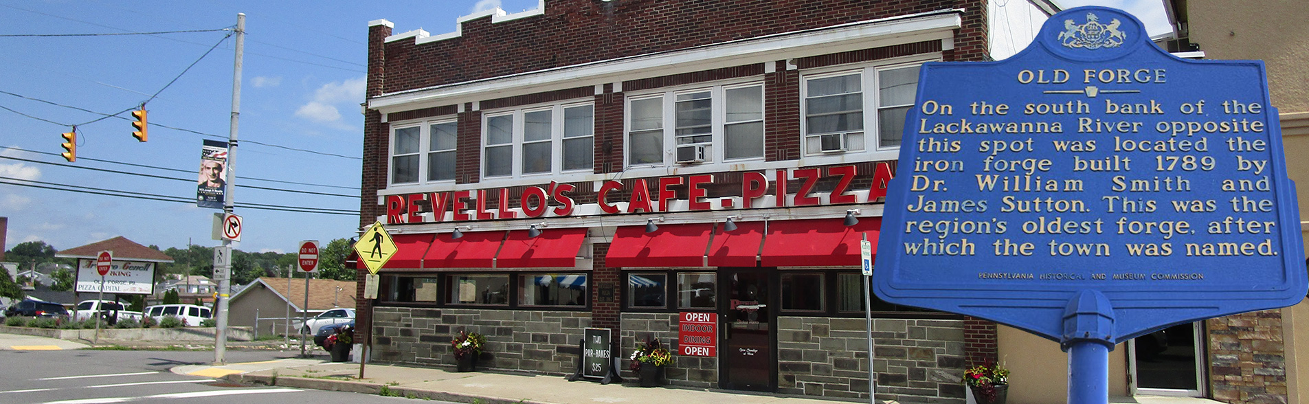 Old Forge Pizza