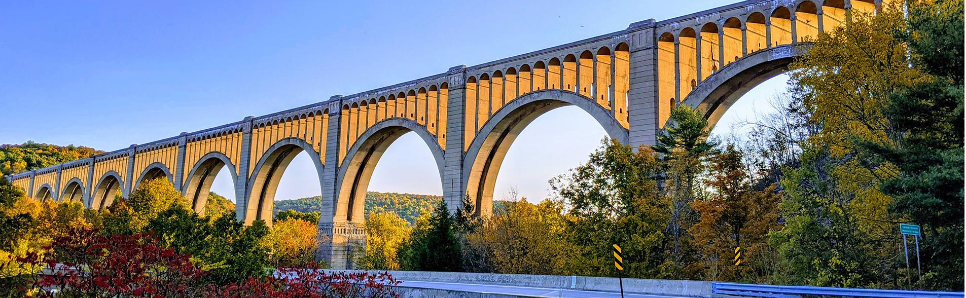 Tunkhannock Viaduct (Nicholson Bridge)