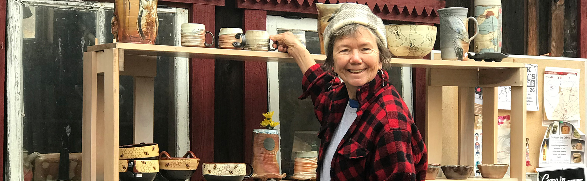 Nancy Smeltzer, Little Mahoning Creek Pottery